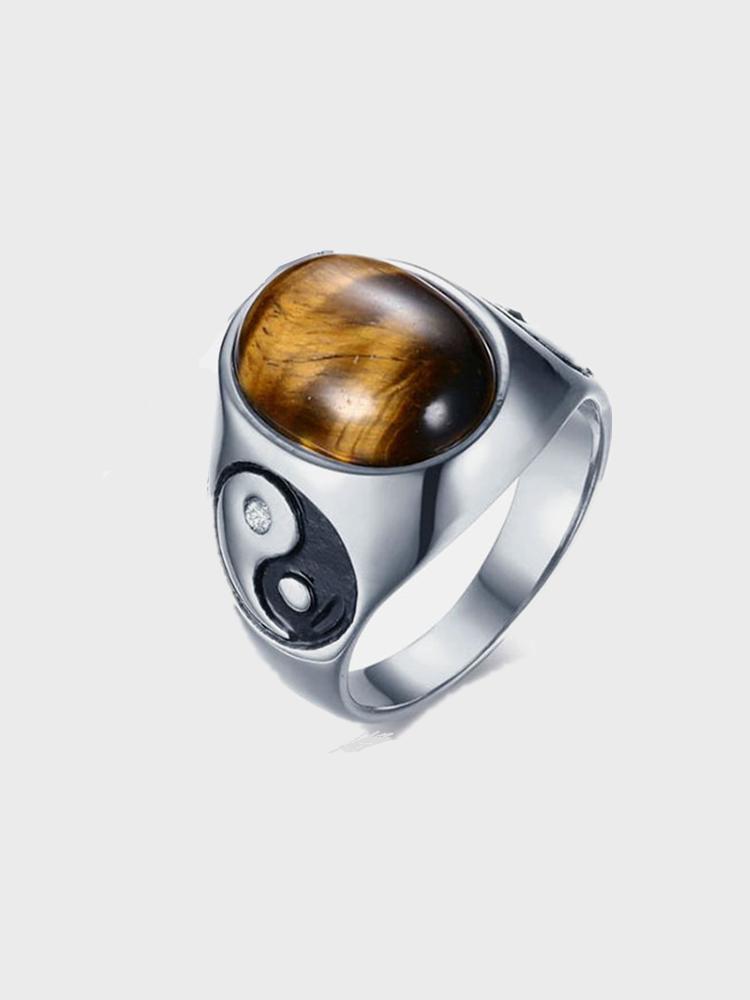 سبيكة خمر خاتم الخاتم القيل والقال خاتم أحجار كريمة بيضاوية الشكل