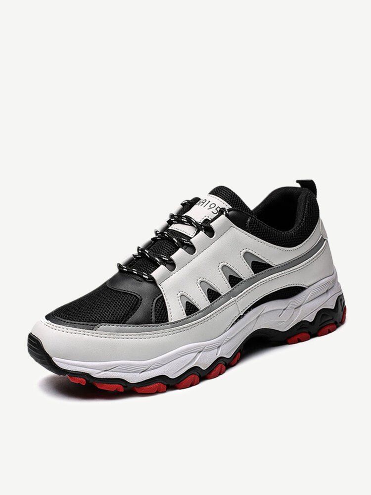 Men Casual Mesh Breathable Sports Running Shoes