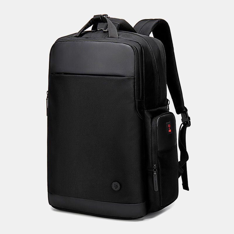 Men Business Extension Capacity 15.6 Inch Laptop Bag Large Capacity Backpack