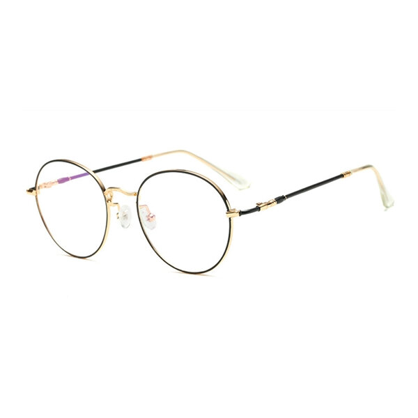 Men Women Ultra-light Optical Mirror Radiation Protection Eyeglasses Clear Lens Glasses
