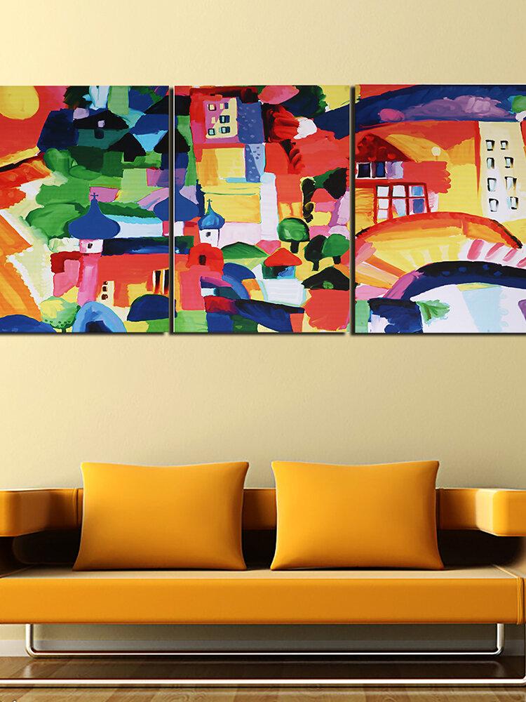 Grande toile moderne, peinture murale, tableau moderne, impression de peinture, sans cadre, décor à la maison