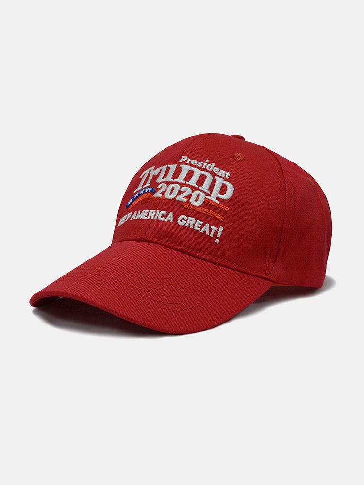 Trump Hat U.S. Election 2020 Baseball Cap