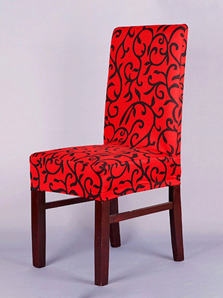 Elegant Spandex Elastic Stretch Chair Seat Cover Computer Dining Room Wedding Kitchen