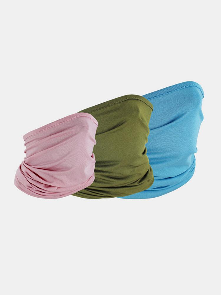 Windproof Sun-proof Dust-proof Headgear Mask Hat