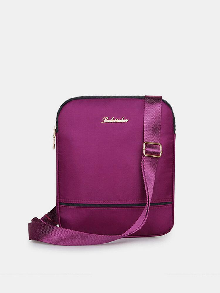 Women Nylon Crossbody Bag Lightweight Shoulder Bag