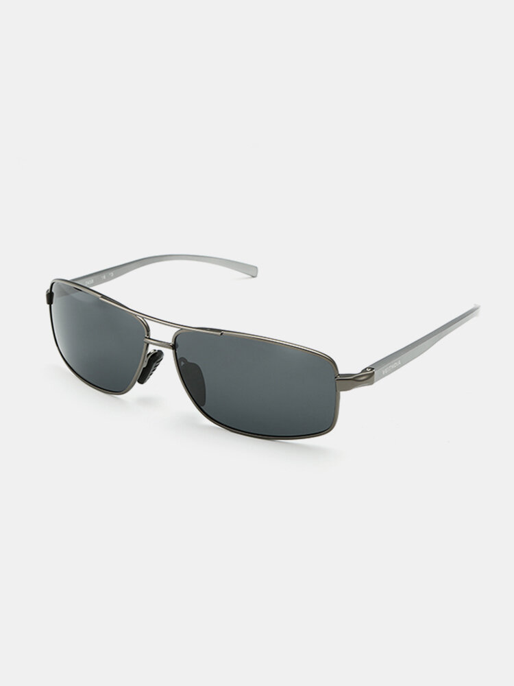 Men Frame Sunglasses Outdoor Polarized Sports Driving Eyewear
