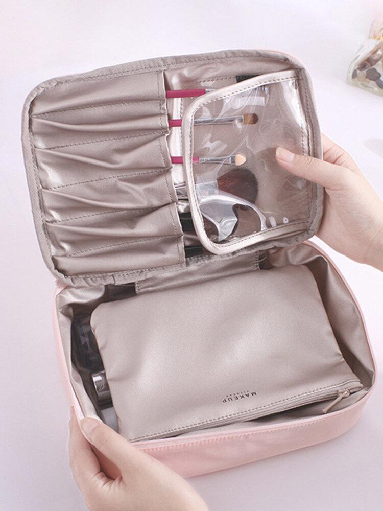 Cosmetic Bag Skin Care Storage Bag Large Capacity Wash Bag