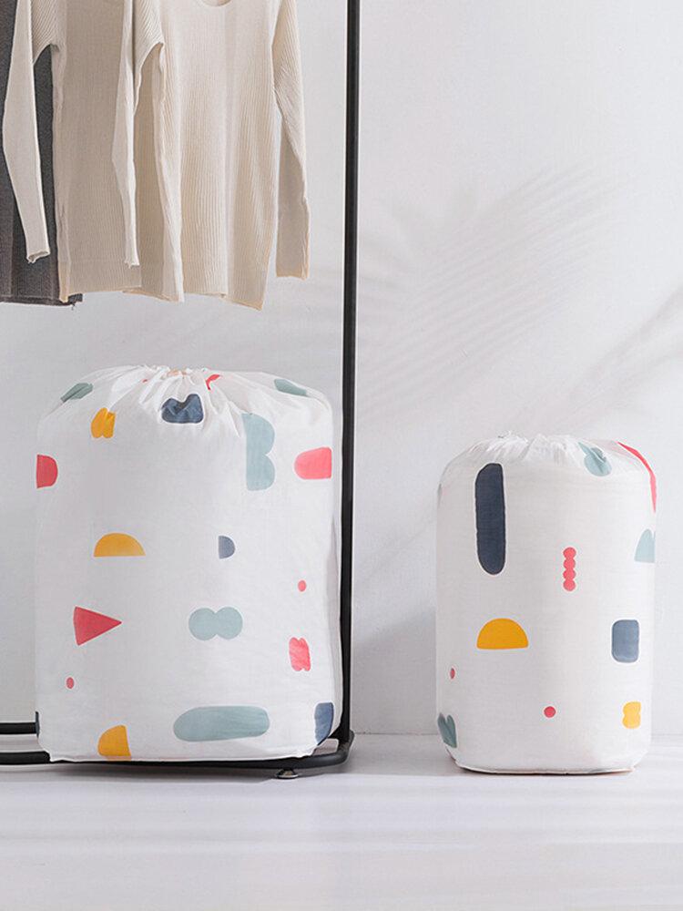 Household Quilt Storage Bag Moisture-Proof Bag Quilt Clothes Finishing Bag Moving Bag