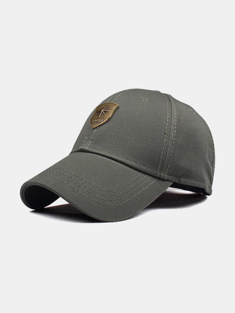 Men Women Fancy Breathable Cotton Baseball Cap Casual Outdoor Sports  Sun Hat