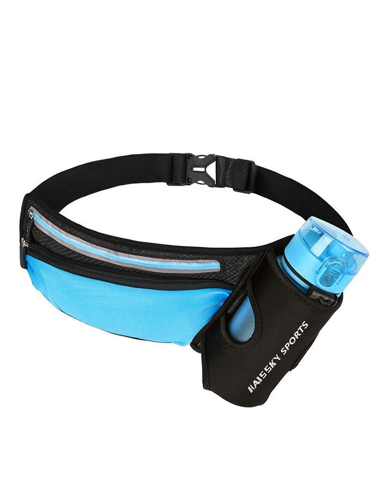 Multifunctional Waterproof Sports Waist Bag Large-Capacity Storage Bag