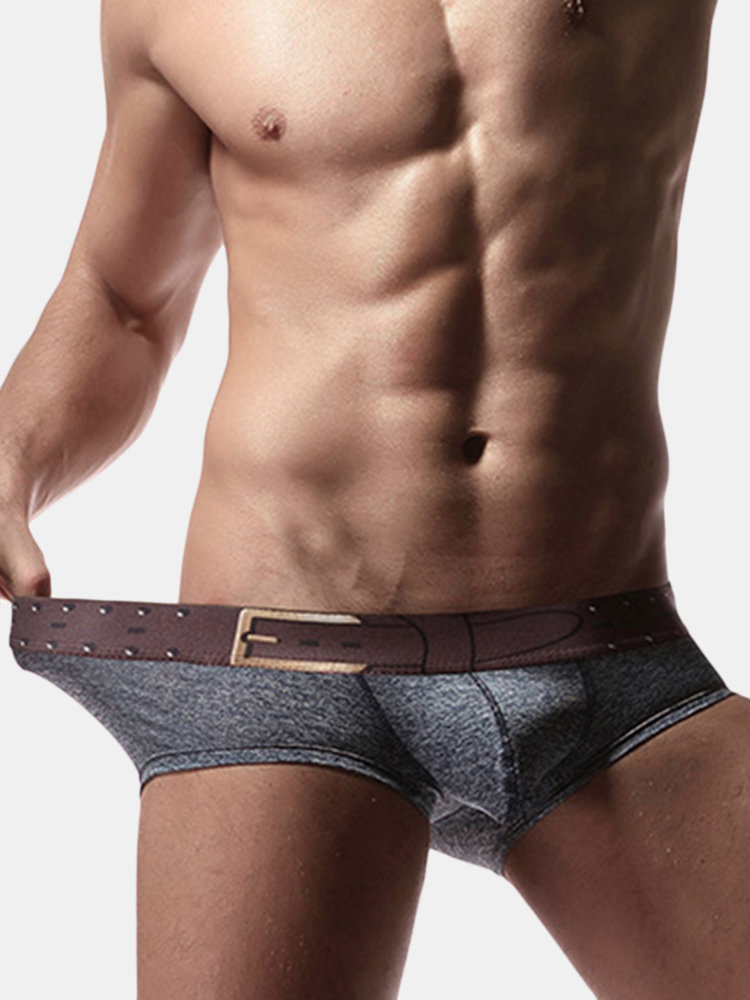 Belt_Printing_Cotton_Soft_Low_Waist_Breathable_Boxers_for_Men