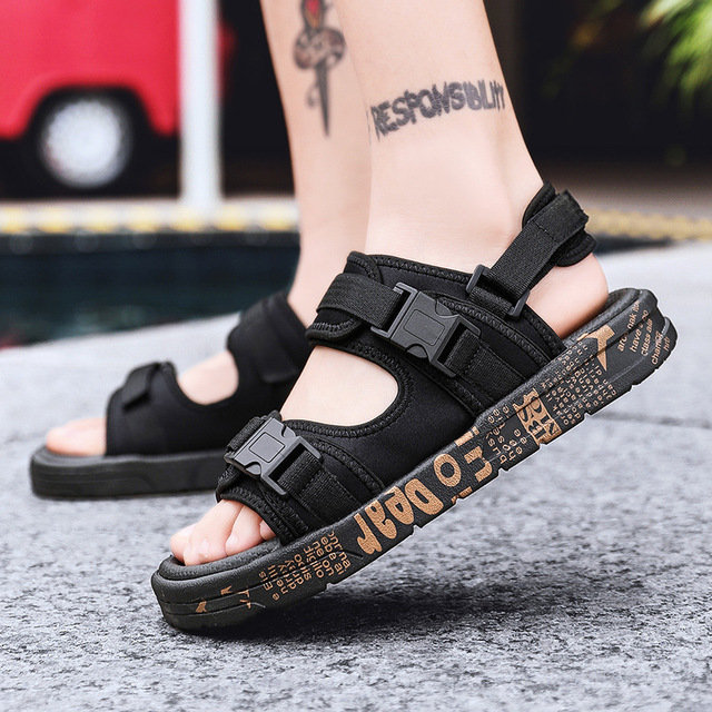 Sandals_Mens_Sandals_Slippers_Mens_And_Womens_Sandals_New_Students_Casual_Thick_Tide