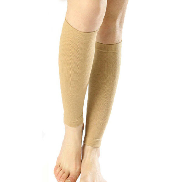 Women Calf Leg Sleeve Support Compression Prevention Varicose Vein Stretch Socks