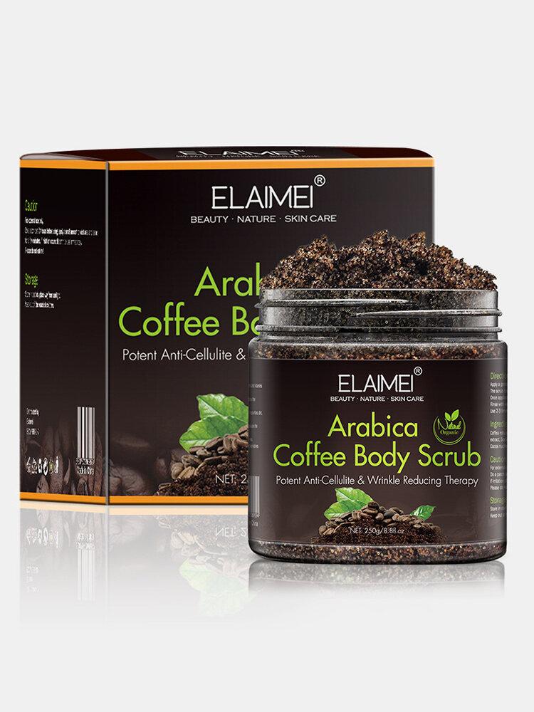 Coffee Scrub Exfoliating Whitening Moisturizing Anti Cellulite Treatment Acne Body Scrub Cream