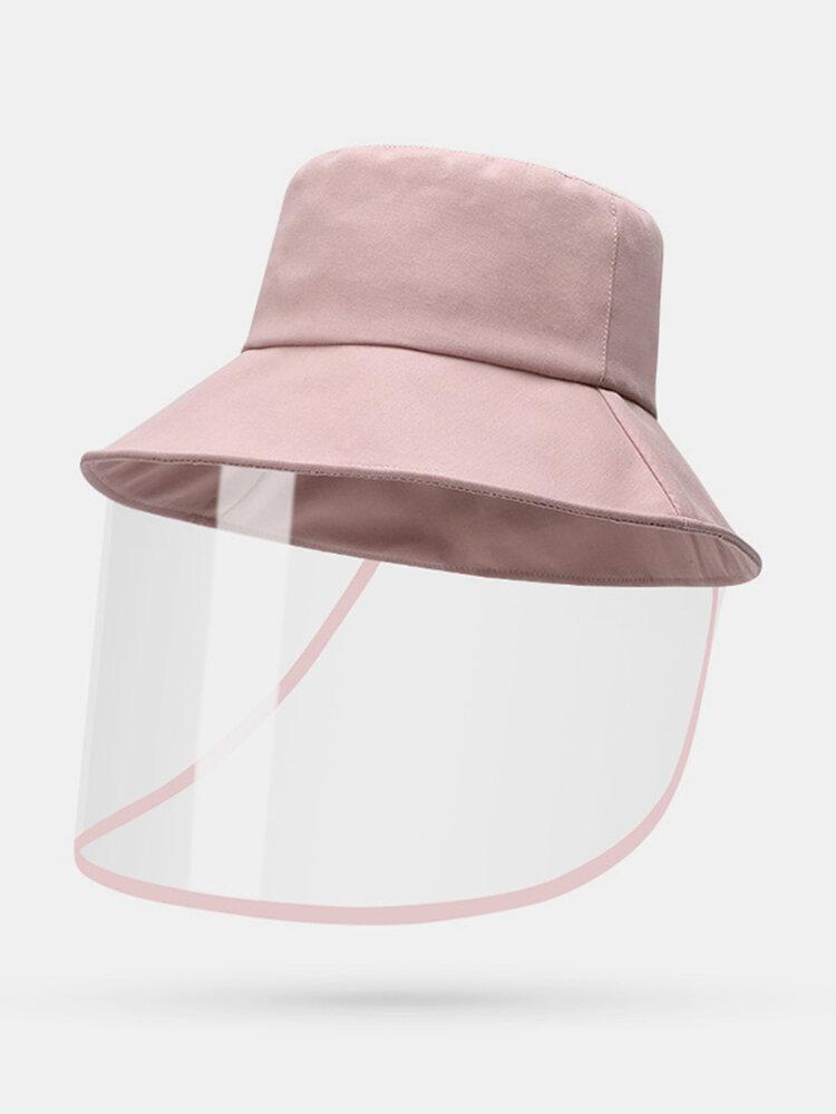 COLLROWN Unisex Anti-fog Hat Protect Eye Mask  Removable Sun Visor
