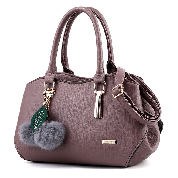 Women Stylish Faux Leather Handbag Shoulder Bags Crossbody Bags