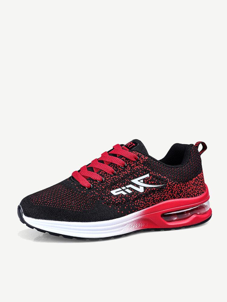 Men Breathable Lightweight Sport Running Shoes