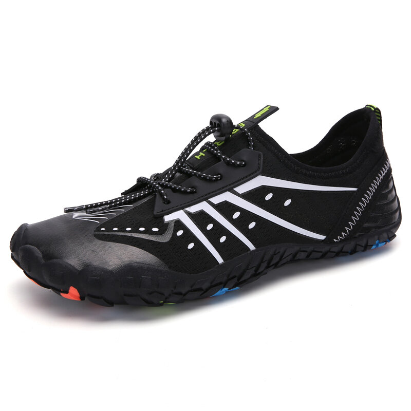 Men Quick-Drying Breathable Outdoor Hiking Wading Beach Shoes