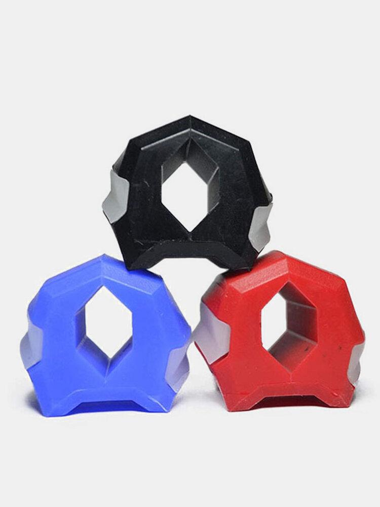 Kiefer Übung Kauen Ball Gesicht Muskeltraining Fitness Ball Hals Halslifting Anti-Falten-Tool