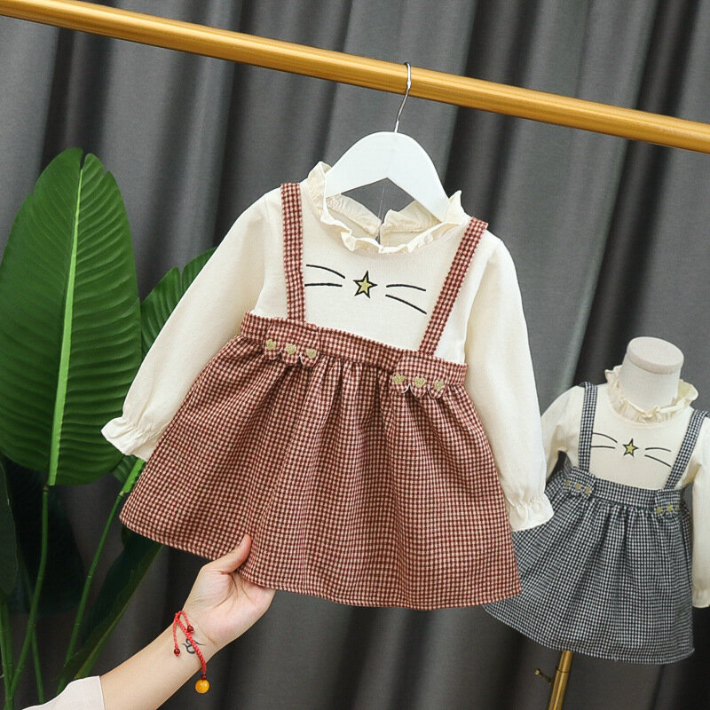 1-3 Years Old Baby Princess Dress Little Girl