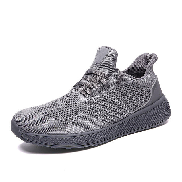 New Student Sports And Leisure Breathable Flying Woven Shoes Fashion Tide Shoes Men's Coconut Shoes Men's Shoes Season