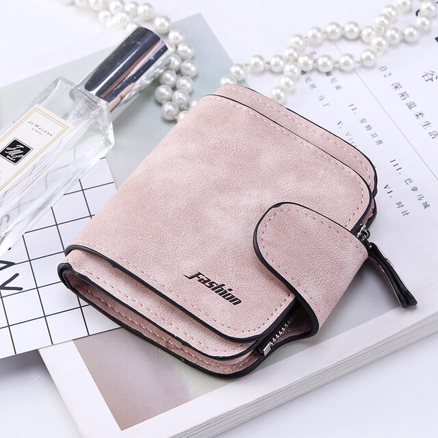 Wholesale_2018_New_Womens_Wallet_Matte_Leather_Retro_Womens_Wallet_Purse_Womens_Multifunction_Card_Position