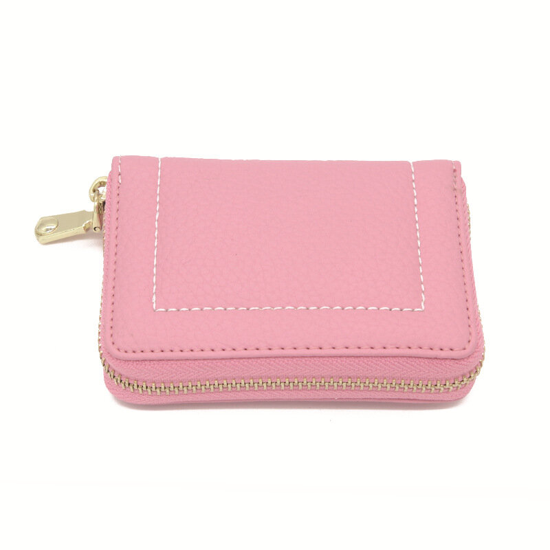 Women Pu Leather Multi-card Position Mini Purse Card Package (SKUD48396) photo