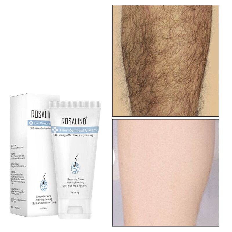 Moisturizing Hair Removal Cream Hair Removal Painless Cream for Body Care Shaving & Hair Removal