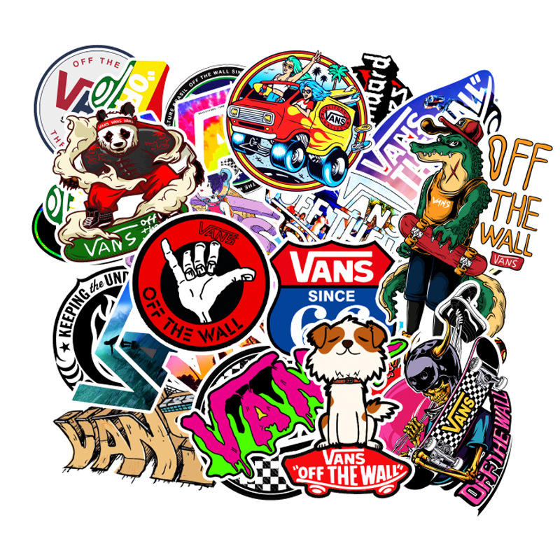 100Pcs_Stickers_Decals_Vinyls_For_Laptop_Kids_Cars_Motorcycle_Bicycle_Skateboard