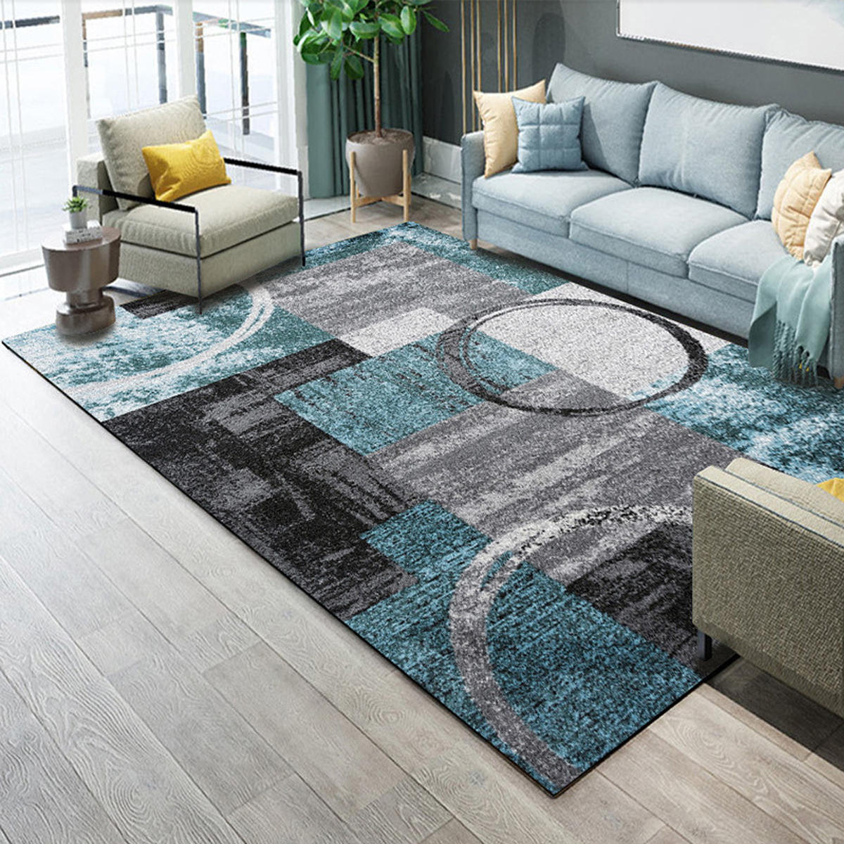 Extra Small Large Modern Area Rugs