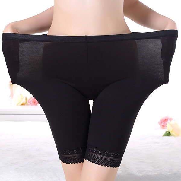 1f8c47b8984f High Waisted Underwear Boyshort Safety Short Comfortable Pants - Newchic