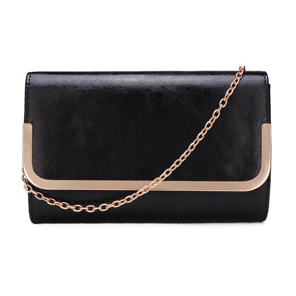 Women Portable Diagonal Chain Small Handbag