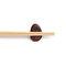 XIAOMI يويويشي 10 زوج / مجموعة عيدان المطبخ أدوات المائدة الخشب الطبيعي reusable السوشي الغذاء عصا