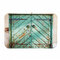 180 سنتيمتر x 180 سنتيمتر ريفي خشبي الحظيرة باب الحمام النسيج للماء دش الستار الفانيلا الحمام حصيرة
