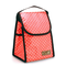 Honana CF-LC082 Travel Waterproof Large Capacity Insulated Cooler Lunch Tote Bag With Shoulder Strap - Red