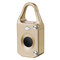 IPRee® ZT10 Anti-theftl Electronic Smart Fingerprint Padlock Outdoor Travel Suitcase Bag Lock