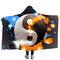 Yin and Yang Bejirog Hooded Blankets Cloak Warm Wearable Plush Thick Nap Soft Mat - #4