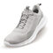 FREETIE Sneakers Men Light Sport Running Shoes Breathable Soft Casual Shoes - Grey