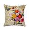 Rose Hug Pillowcase Mediterranean Nordic Style Car Cushion Cover - #9