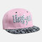 Children's Hip Hop Hat Flat Brim Hat Baseball Caps - #03