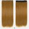 26 цветов длинные прямые Волосы удлинители 5 зажимов ложные Волосы шт. Высокотемпературное волокно Парик - 04