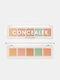 5 Farben Concealer Palette Vertuschung Dunkle Kreise Akne Natürliches feuchtigkeitsspendendes Gesichts-Make-up - #01