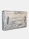 Abnehmbare Matratzentasche Innen- und Außenbewegung Wasserdichter wiederverwendbarer Sonnenschutz-Matratzenbezug - Silber