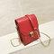 Women Multi-function Grid Pattern Shoulder Bags Crossbody Phone Bags