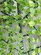 2mシミュレーション植物壁掛けプラスチック偽人工植物緑のつる籐ガーランドガーデンホームウォールホテル結婚披露宴の装飾 - #05