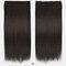 26 цветов длинные прямые Волосы удлинители 5 зажимов ложные Волосы шт. Высокотемпературное волокно Парик - 03