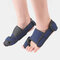 Big Toe Corrector Thumb Valgus Correction Adjustable Breathable Firmly Toe Separator - Blue