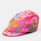 Tourism Embroidery Hat National Style Embroidered Cap Cap Female Style Casual Hat Tourism Hat - #03