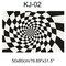 Tappeto antiscivolo con illusioni ottiche a scacchi, tappetino antiscivolo Durbale non tessuto zerbino bianco nero, per soggiorno, sala da pranzo, cucina, camera da letto - 50 * 80 cm