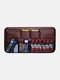 Faux Leather Car Rear Seat Back Storage Bag Multi-use Car Trunk Organizer Auto Stowing Tidying Auto Interior Accessories - #02